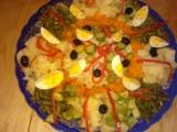 El Mouja House salade