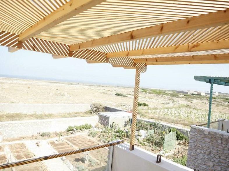 Boujmaa surf house terrace moulay bouzerktoun info for Terrace house season 3