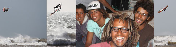 wave-riding clinics with Boujmaa Guilloul - Moulay Bouzerktoun Morocco