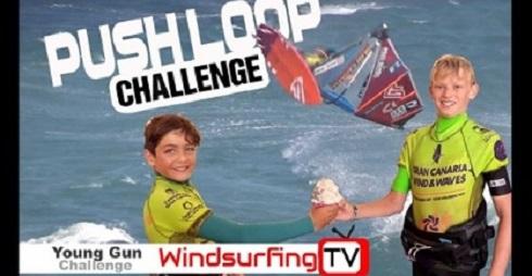 Push Loop Challenge